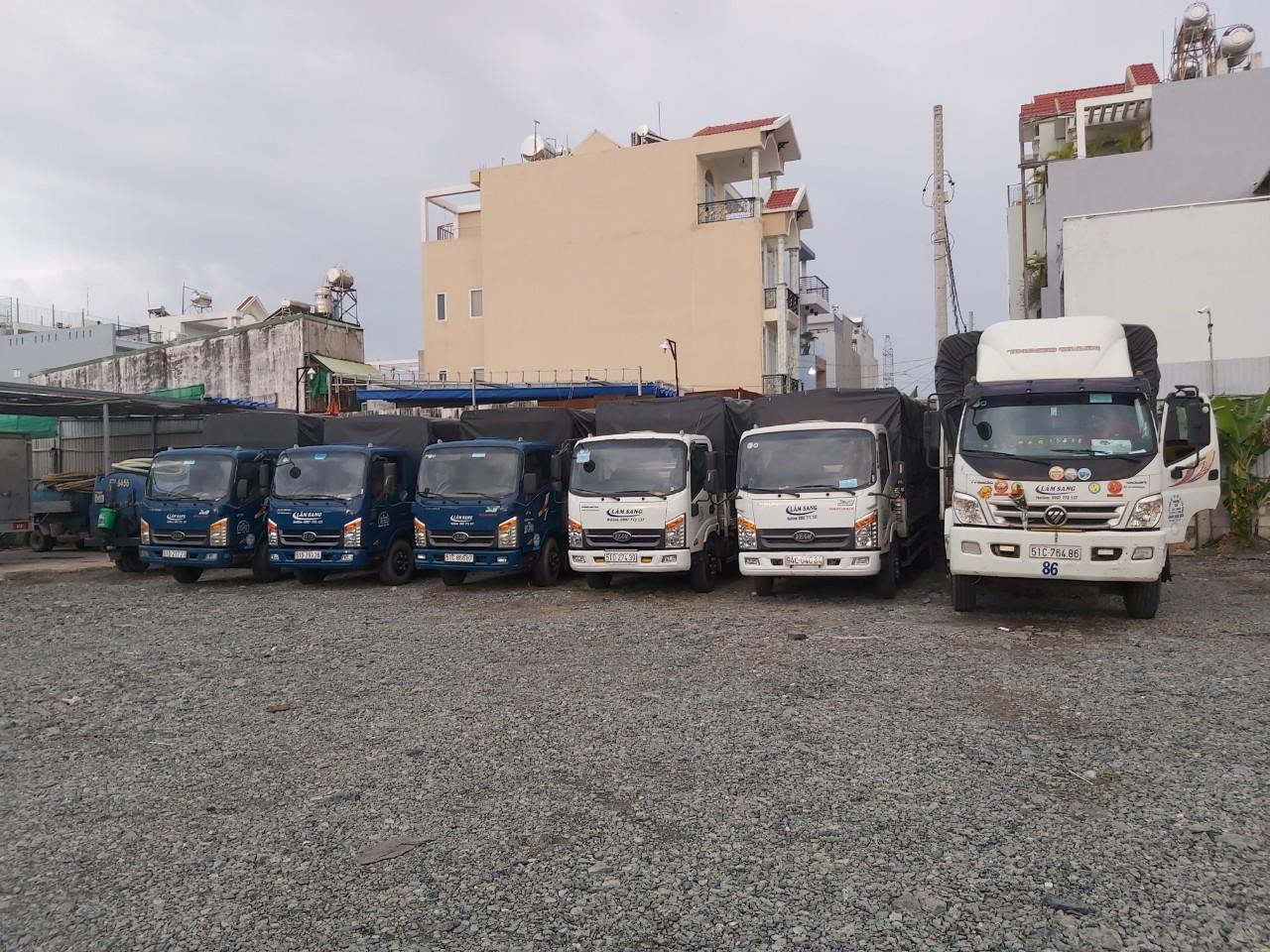 dịch vụ chuyển nhà trọn gói công ty Đường Việt Sài Gòn