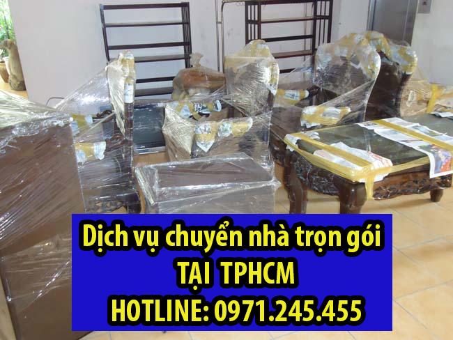 Chuyển nhà trọn gói giá rẻ và uy tín – Đường Việt Sài Gòn