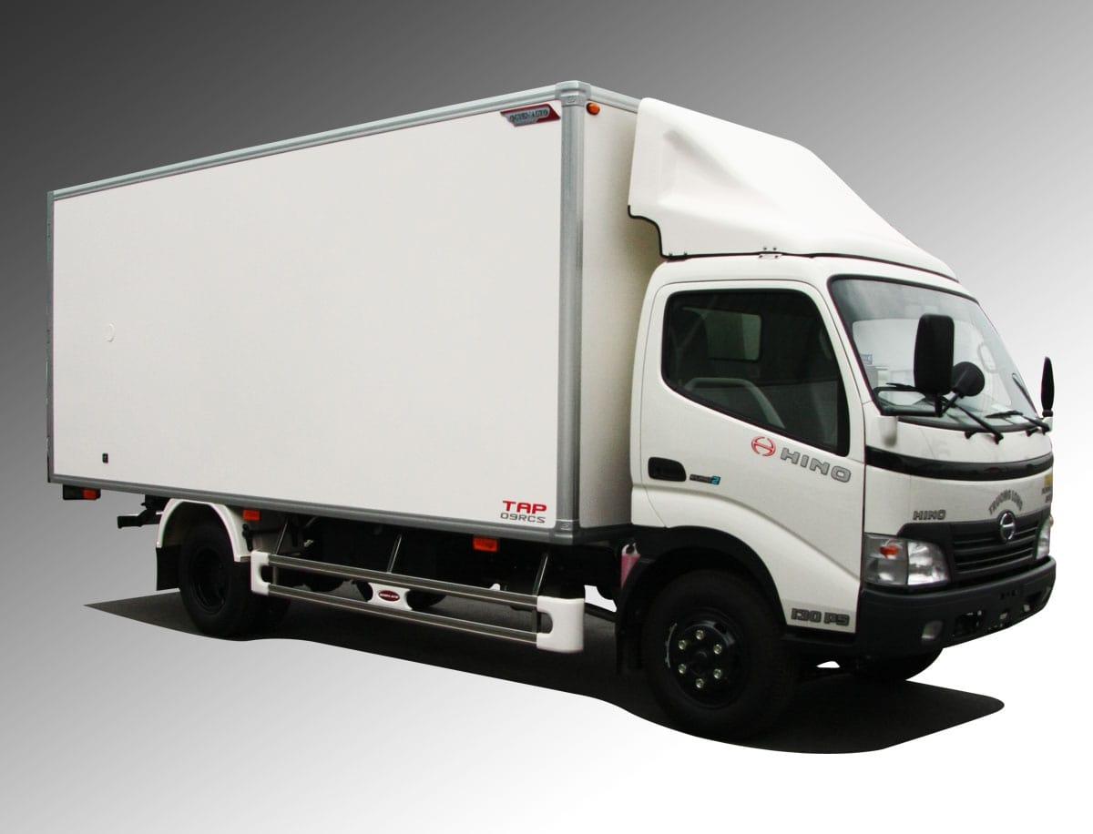 Dịch vụ cho thuê xe tải 1.25 tấn giá rẻ - Đường Việt Sài Gòn
