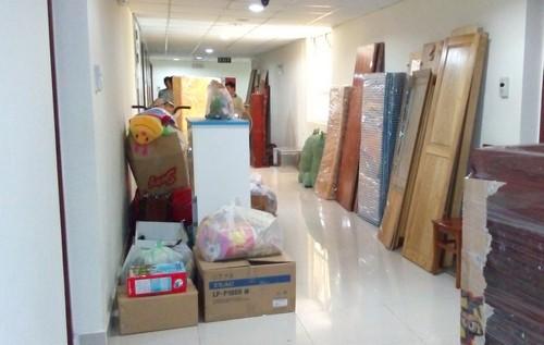 Dịch vụ chuyển nhà trọn gói quận 7 - Đường Việt Sài Gòn