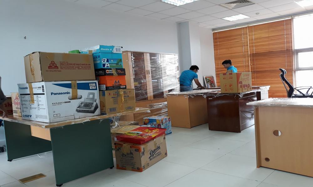 Dịch vụ chuyển nhà trọn gói tại Quận 5 – TPHCM