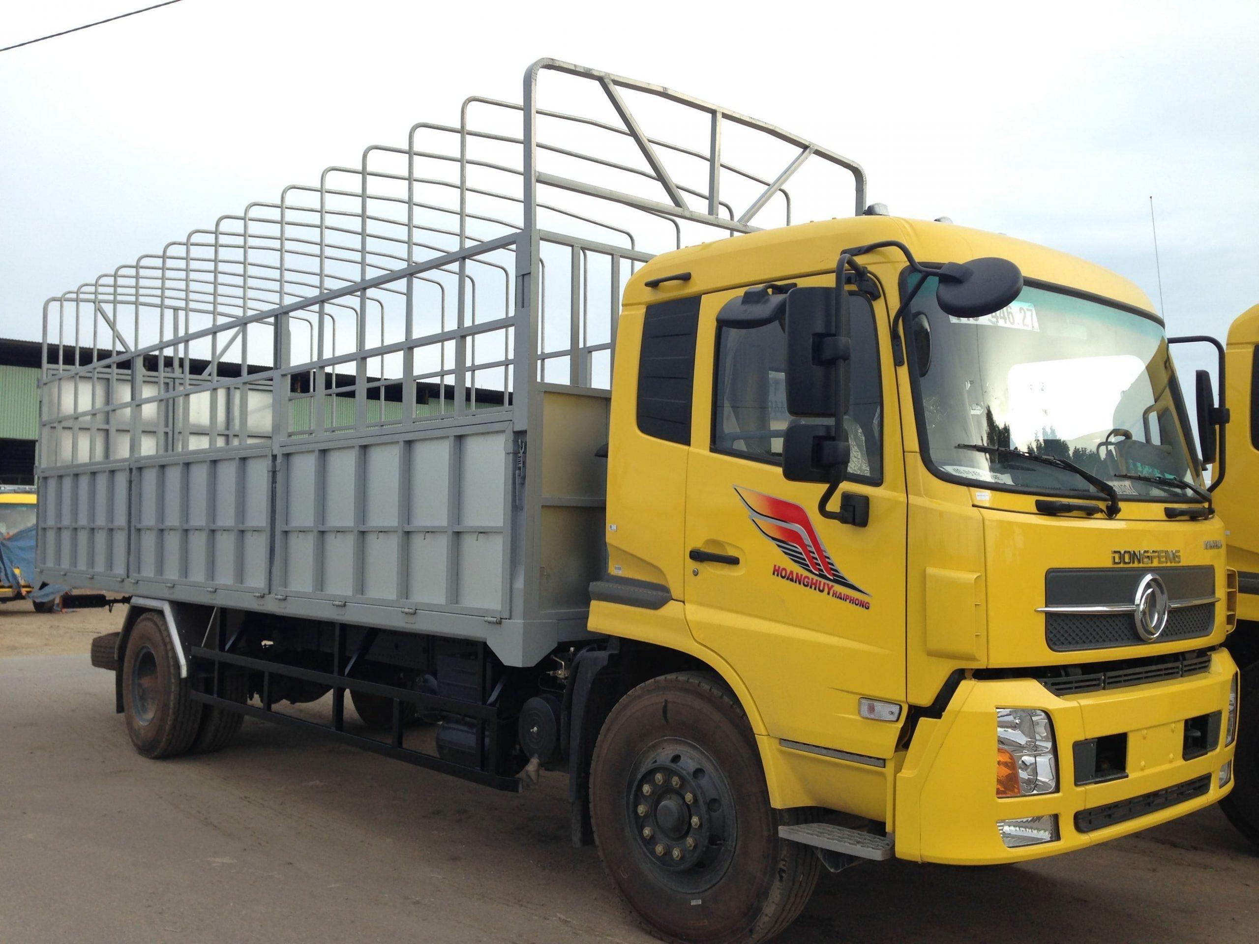 Cho thuê xe tải chở hàng 8 tấn – Đường Việt Sài Gòn