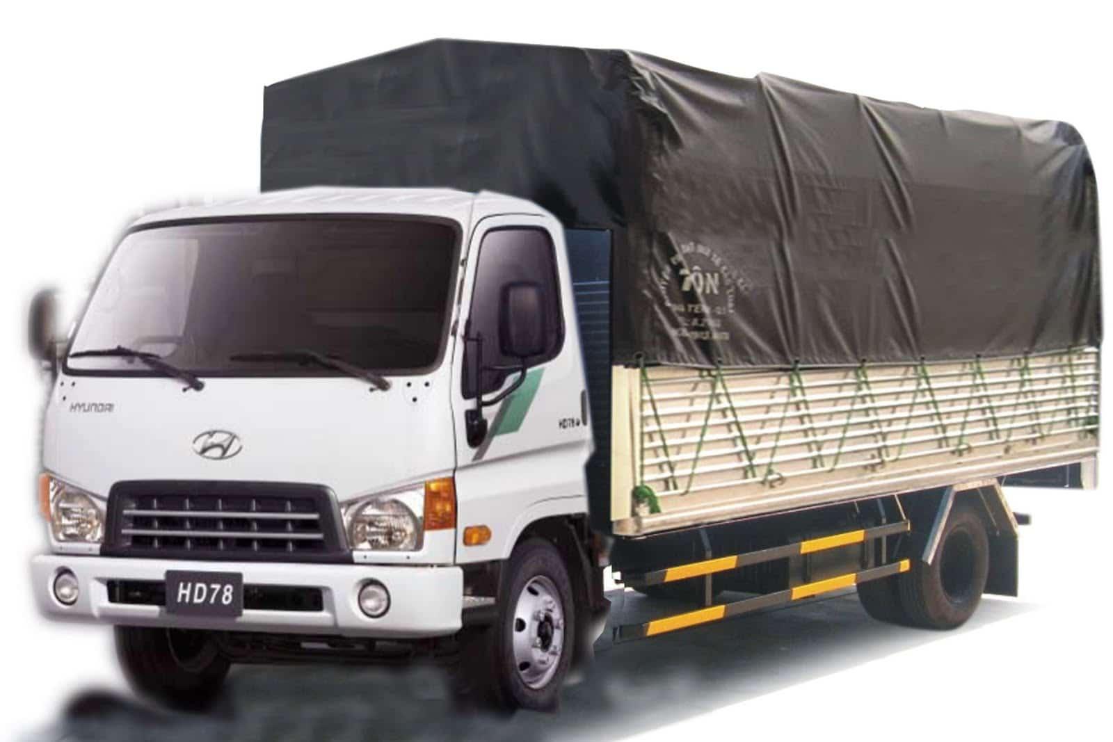 cho thuê xe tải đời mới giá rẻ