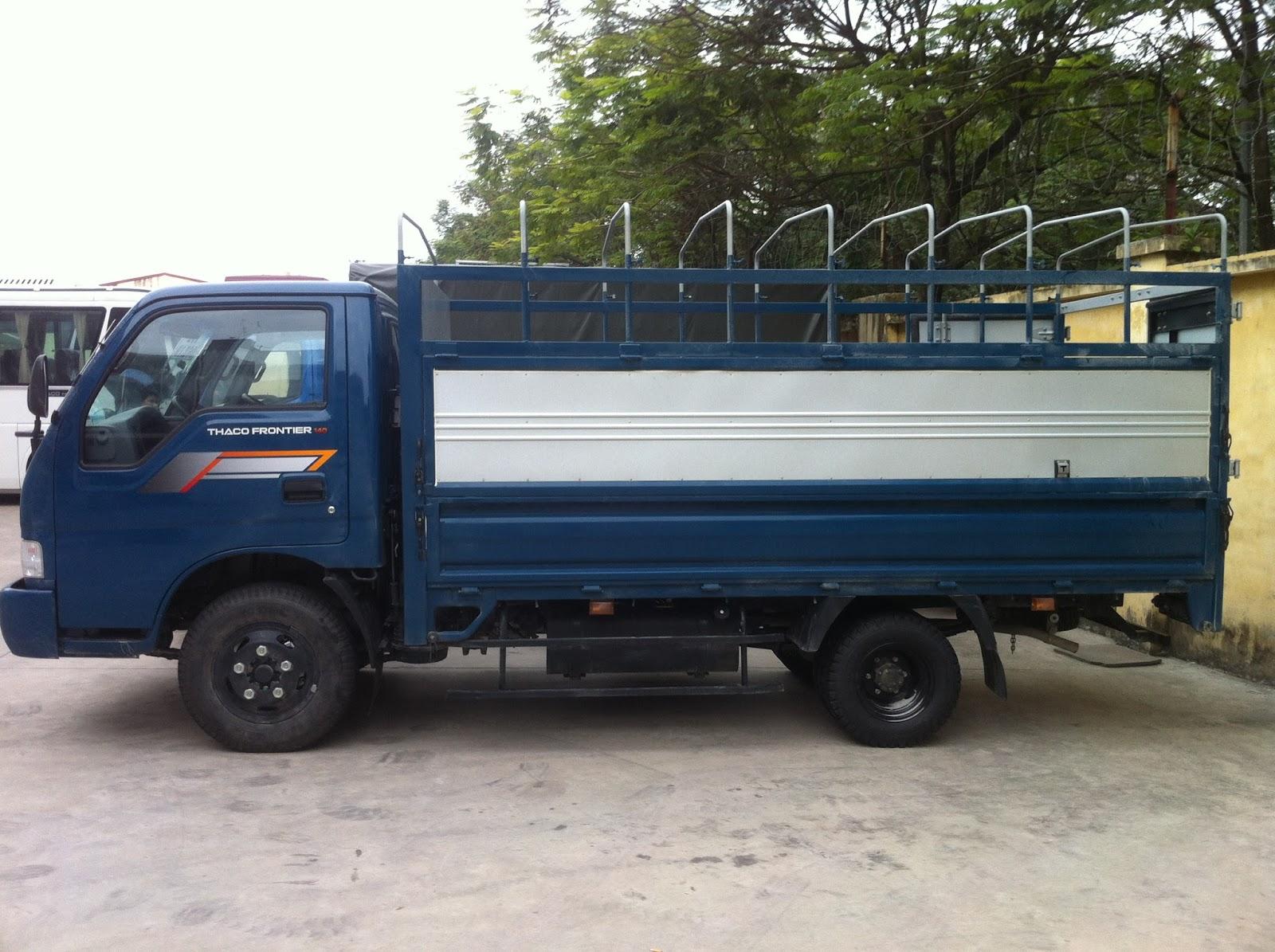 Cho thuê xe tải chở hàng 2 tấn – Đường Việt Sài Gòn