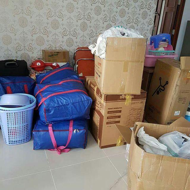 Chuyển nhà trọn gói tại Quận 4 giá rẻ - uy tín Cty Đường Việt Sài Gòn