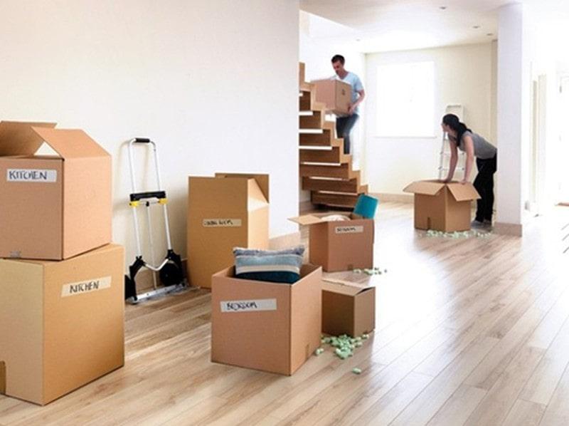 Cách bố trí đồ đạc gọn gàng khi chuyển dọn về văn phòng mới – nhà mới