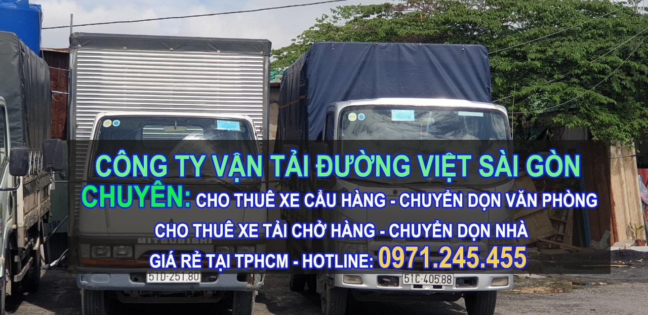 Dịch vụ cho thuê xe tải chở hàng giá rẻ - chuyên nghiệp - nhanh chóng - đảm bảo uy tín