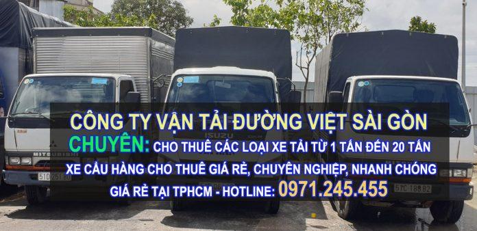 Dịch vụ chuyển nhà, chuyển dọn văn phòng, cho thuê xe tải giá rẻ tại TPHCM