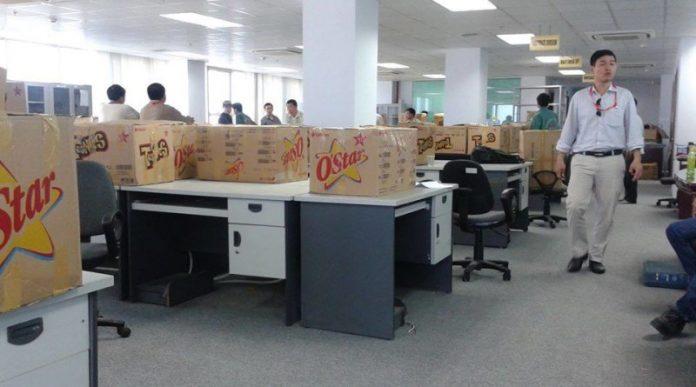 Những khó khăn khi chuyển dọn văn phòng