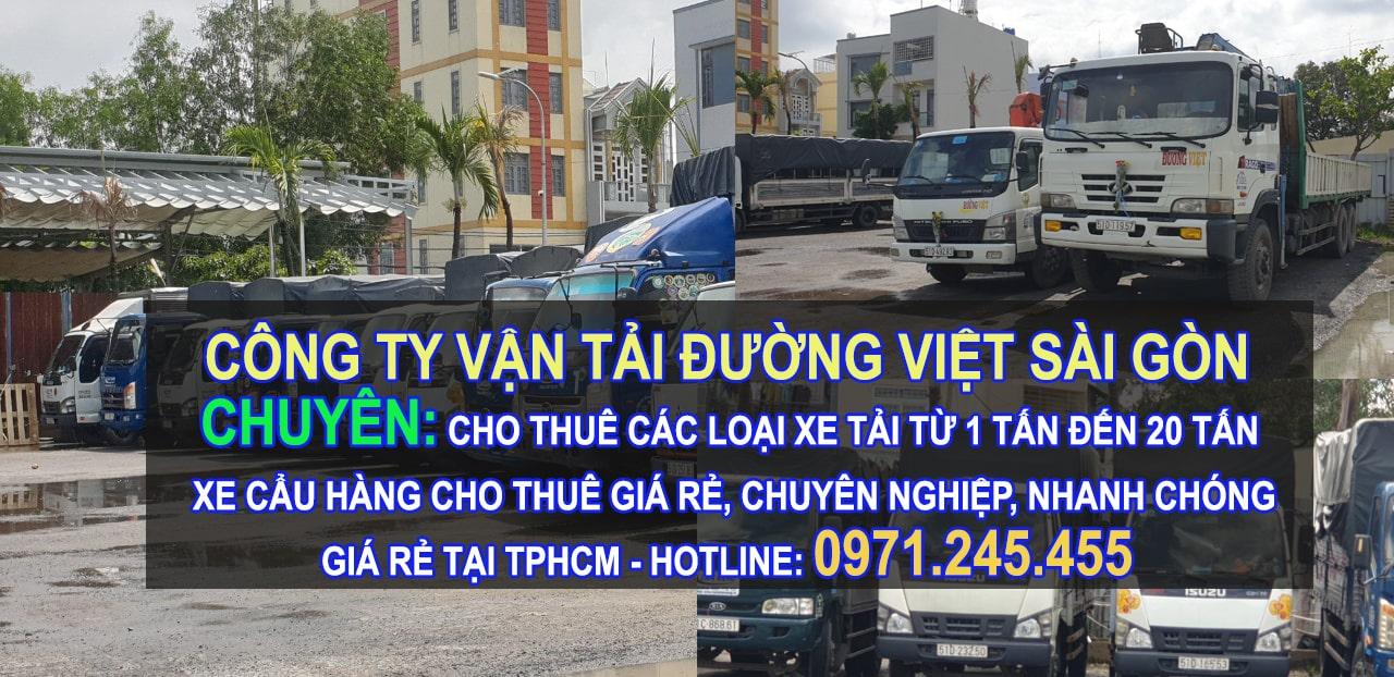 Dịch vụ vận chuyển hàng hóa giá rẻ tại TPHJCM - Các khu công nghiệp, cụm công nghiệp trên địa bàn