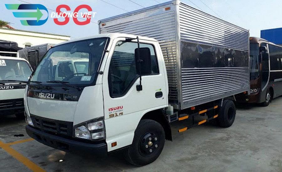 cho thuê xe tải chở hàng cụm công nghiệp tại tphcm