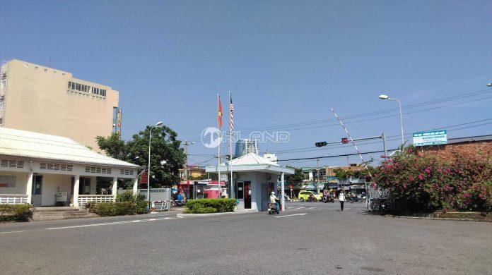 Công ty vận tải cho thuê xe tại KCN Nhựa Chánh