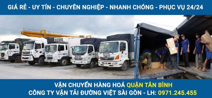 chở hàng, vận chuyển hàng hoá Quận Tân bÌnh