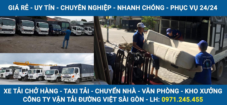 Dịch vụ vận chuyển hàng hoá - cho thuê xe chở hàng tphcm giá rẻ và chuyên nghiệp