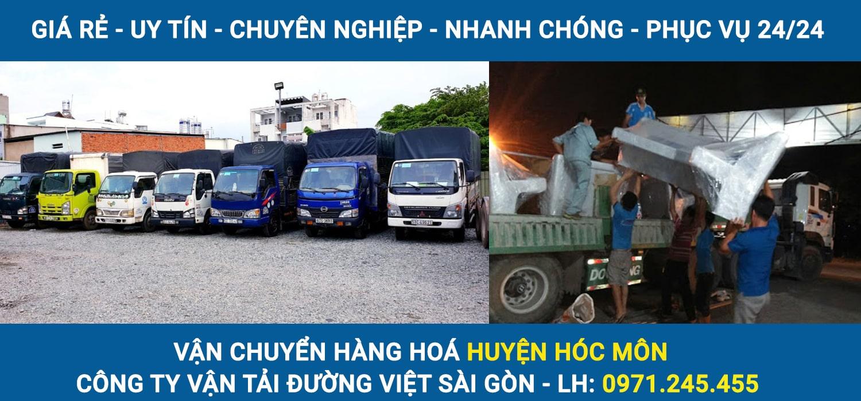 Vận chuyển hàng hoá Huyện Bình Chánh - Đường Việt Sài Gòn