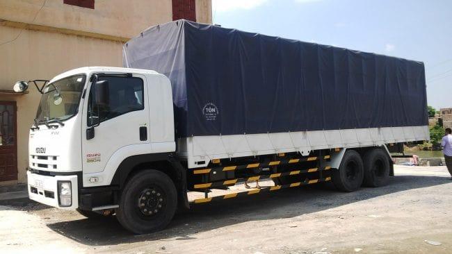 Cho thuê xe tải chở hàng 3 tấn giá rẻ tphcm