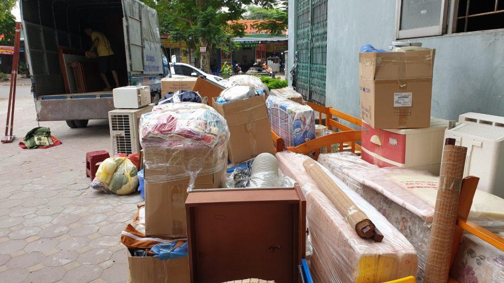 Cách vận chuyển đồ nội thất an toàn đi tỉnh
