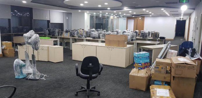 Dịch vụ chuyển văn phòng tại TPHCM chuyên nghiệp