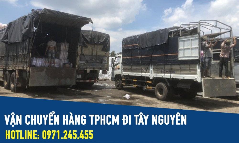 Công ty chuyên vận chuyển hàng hóa TPHCM đi Tây Nguyên