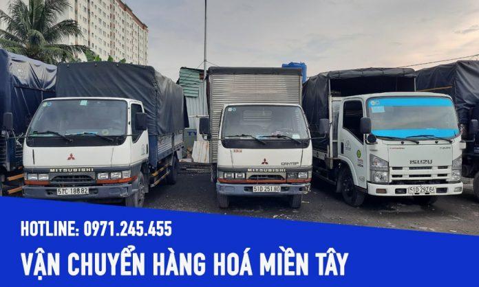 Công ty chuyên vận chuyển hàng hóa TPHCM đi Miền Tây