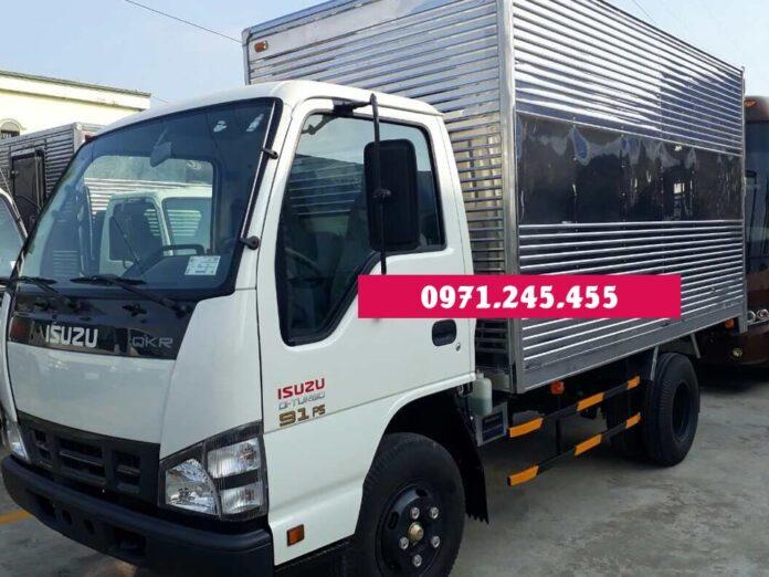Loại xe tải chở hàng 2.5 tấn