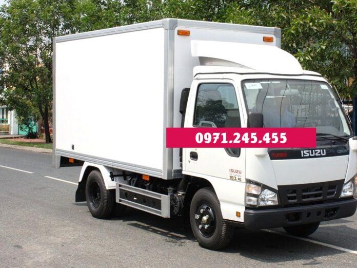 Dịch vụ chở hàng bằng xe tải 1 tấn và 2 tấn Giá Rẻ Tại TPHCM